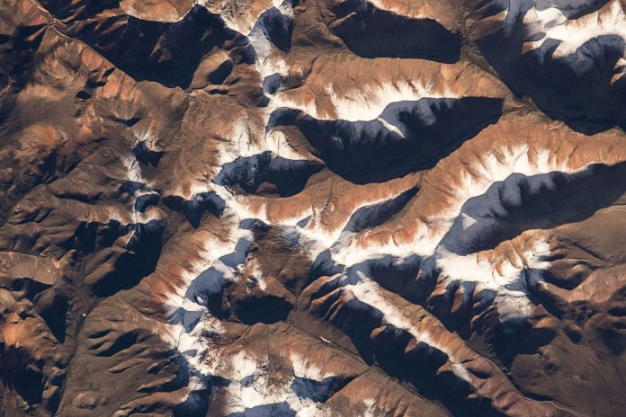 Stunning Photographs From Space Show Just How Small We Are