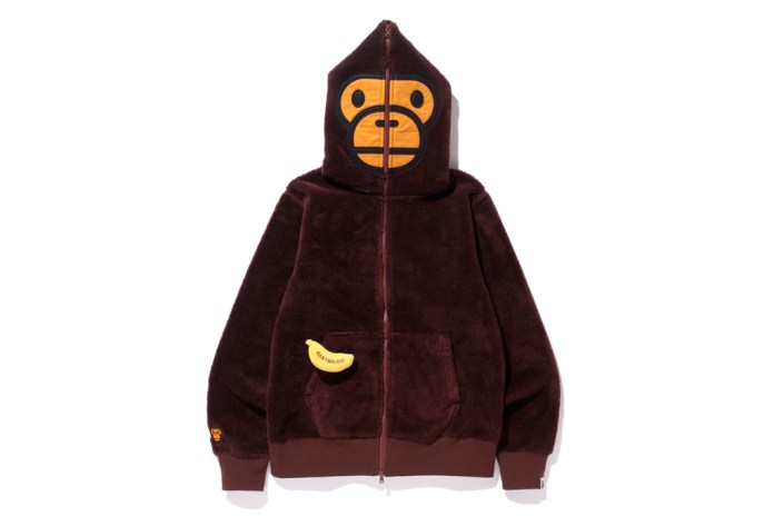 Selfie Stick and More Included in A Bathing Ape's Special Collection for BABY MILO's 17th Anniversary