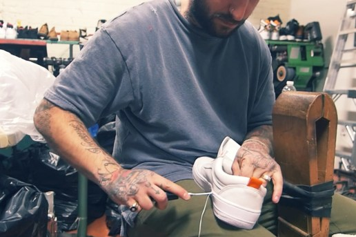 Go Behind the Scenes With the Shoe Surgeon