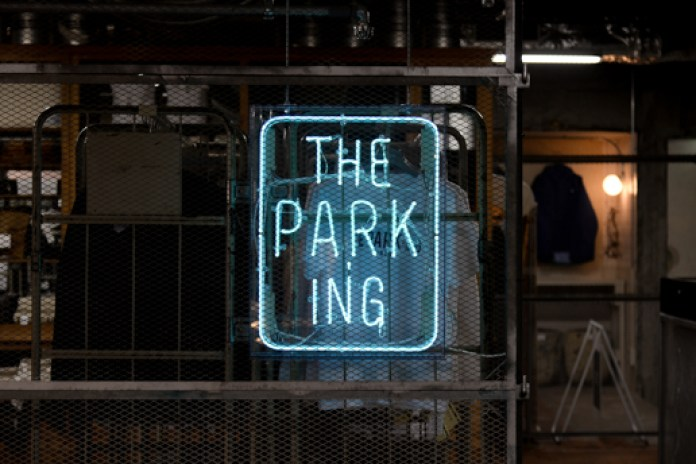 Take a Look Inside Hiroshi Fujiwara's New THE PARK・ING GINZA Concept Store