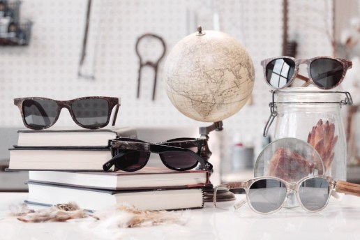 These Eyewear Frames Are Made out of Natural Elements