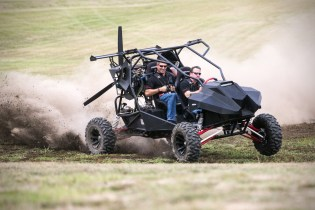 The SkyRunner MK 3.2 Is Part ATV, Part Plane
