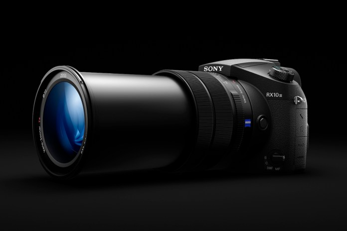 Sony Unveils Its Brand New Take on the RX10
