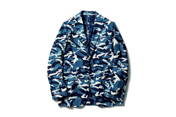 SOPHNET. Delivers a Camo-Heavy Drop for March