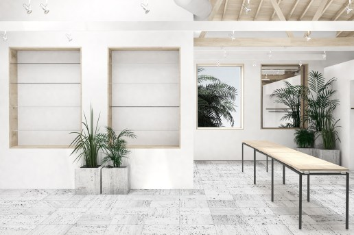 A Sneak Peek Into Stampd's First Retail Location