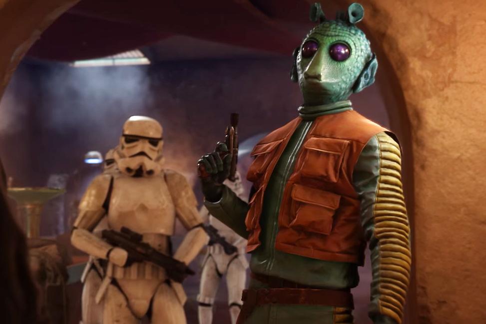 'Star Wars: Battlefront - Outer Rim' Gameplay Trailer