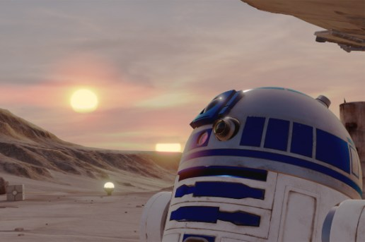 A Virtual Reality 'Star Wars' Game Is Coming