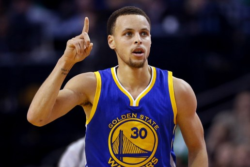 Steph Curry Is Signed to Under Armour Until 2024