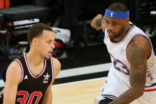 Steph Curry Will Sell More Shoes Than LeBron, KD, Kyrie and Kobe