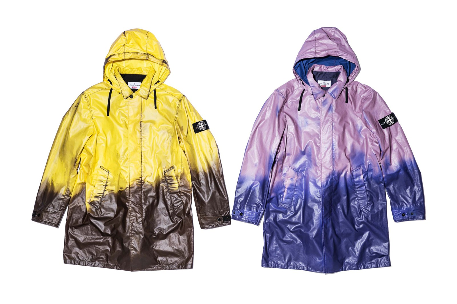 supreme x stone island 2016 spring summer collection hypebeast. Black Bedroom Furniture Sets. Home Design Ideas