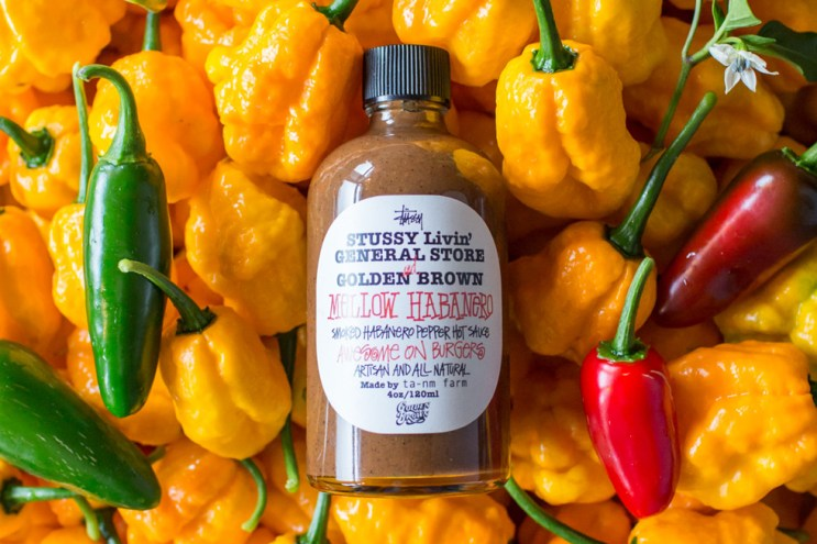 Stussy Drops Its Own Habanero Sauce