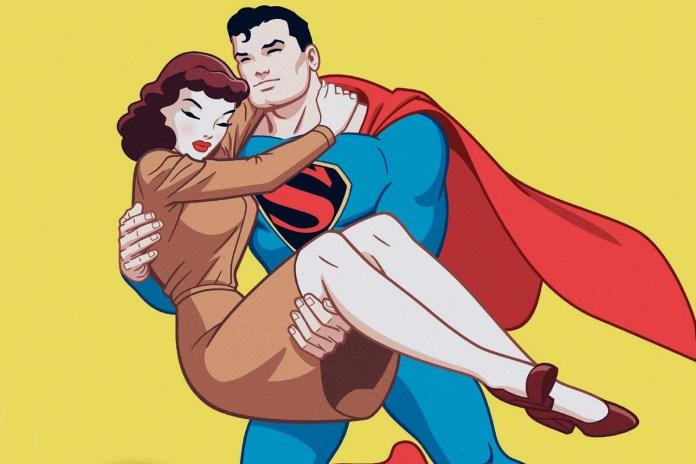 Brush up on Superman's Golden Era in Animation