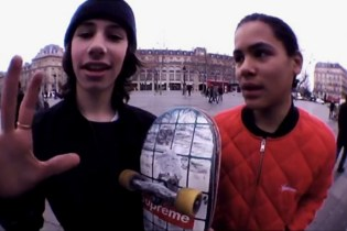 Supreme Teases New Video From William Strobeck