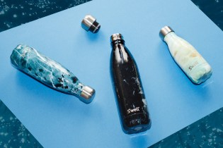 "S'well's Signature Water Bottles Get an ""Elements"" Makeover"