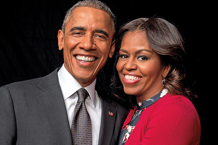 Image result for barack and michelle
