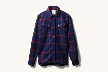 Tanner Goods Releases a Three-Way Wool Overshirt Collaboration