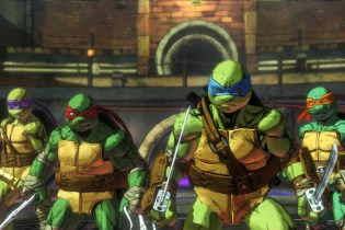 Teenage Mutant Ninja Turtles Defend Manhattan in Upcoming Activision Game