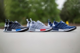 The adidas NMD Mesh Is Dropping in Three More Colorways