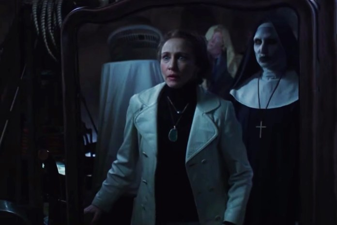 Watch the Terrifying Full Trailer for 'The Conjuring 2'
