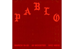 Kanye West Announces His NYC Pop-Up Store for 'The Life of Pablo' Merch