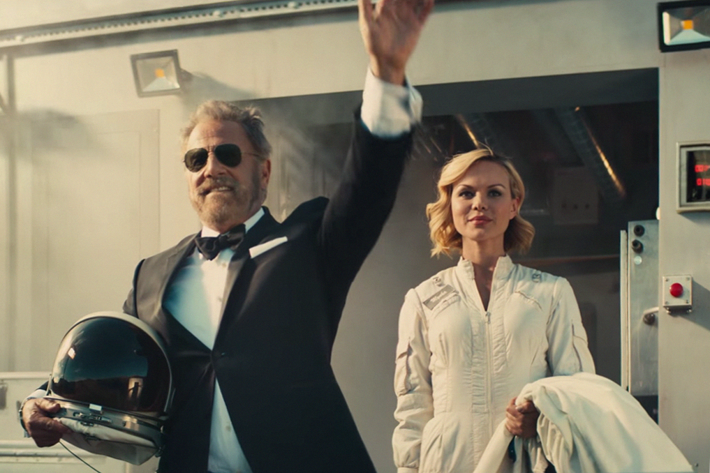 """UPDATE: Dos Equis Has Fired """"The Most Interesting Man In The World"""" Into Space"""