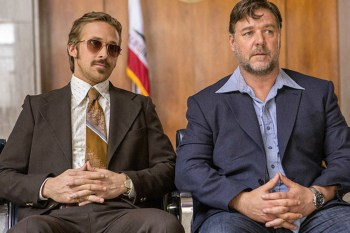 Ryan Gosling and Russell Crowe Are Hilariously Badass in Latest 'The Nice Guys' Trailer