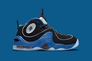 """The Nike Air Penny 2 Retro """"Varsity Blue"""" Is Dropping Next Month"""