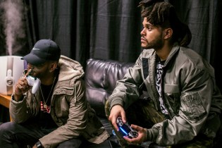 """The Weeknd Connects With Bryson Tiller for a Special """"Rambo"""" Remix"""