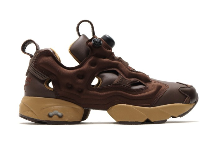 THEATRE PRODUCTS, atmos & Reebok Join Forces for a Brown Instapump Fury OG
