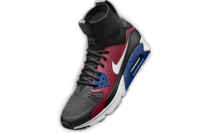 An Official Look at Tinker Hatfield's Nike Air Max 90 Ultra Superfly T