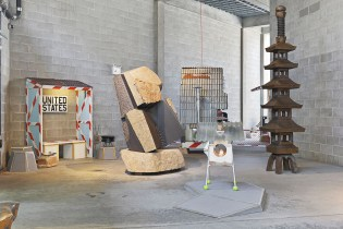 Tom Sachs Presents a NASA-Inspired Tea Ceremony @ Noguchi Museum