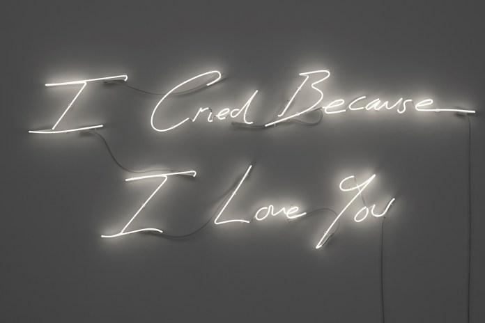 Tracey Emin's Latest Exhibition Forces a Moment of Reflection in a Hectic City