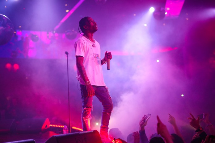 "Travis Scott Officially Releases ""Uber Everywhere"""