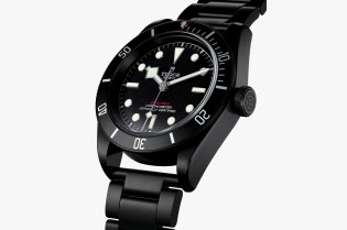 Tudor Introduces a Blacked-Out Black Bay