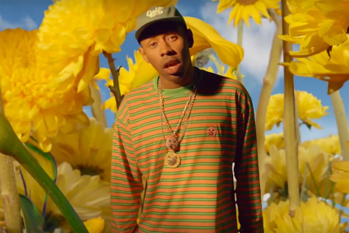 """Tyler, The Creator Breaks Down the Music Video for """"F*cking Young"""""""