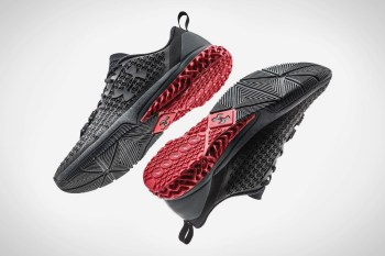Under Armour Debuts Its First 3D-Printed Shoe