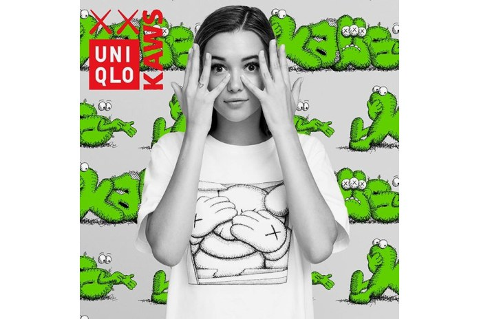 Uniqlo Shares the First Official Images of Its Upcoming KAWS Collection on Instagram