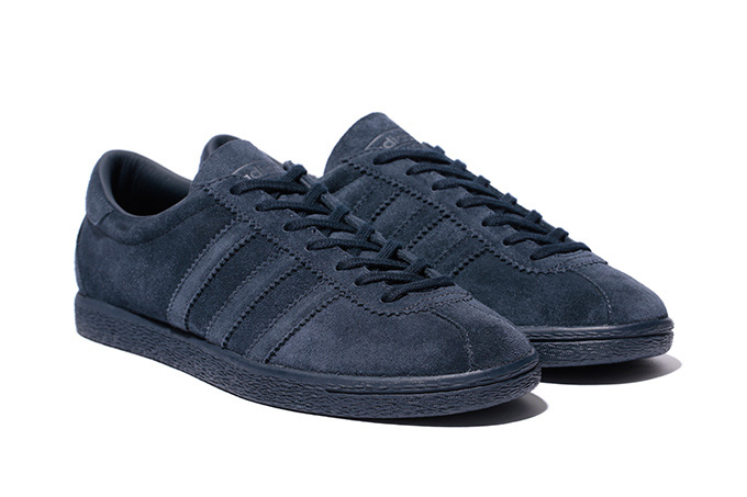 UNITED ARROWS Gives the adidas Originals Tobacco a Tonal Navy Makeover