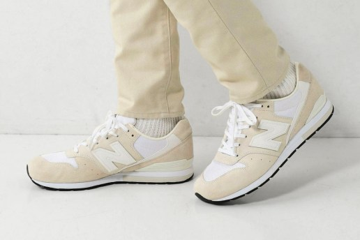 New Balance Taps UNITED ARROWS to Give the 996 a Makeover