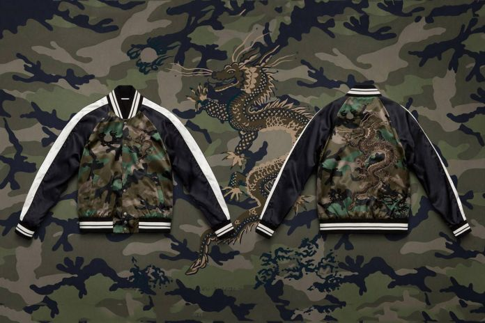 Valentino 2016 Spring/Summer Souvenir Jacket Collection