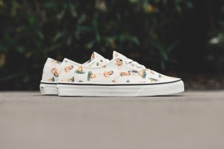 """Vans Gives the Authentic a Summer-Ready """"Digi Hula"""" Makeover"""