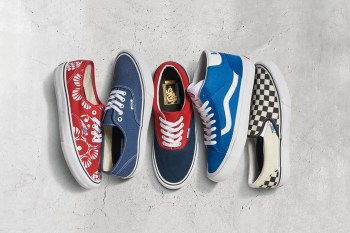 Vans Pro Classics Anniversary Collection Launches Five Iconic Models