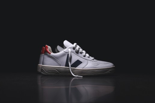 Veja's V10 Models Bring Forth Comfort and Vintage Looks This Spring