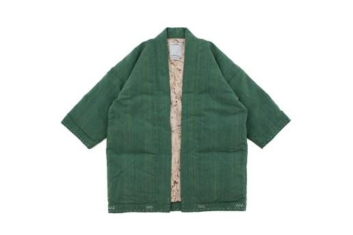 visvim Pads Its Sanjuro Kimono Jacket With Goose Down