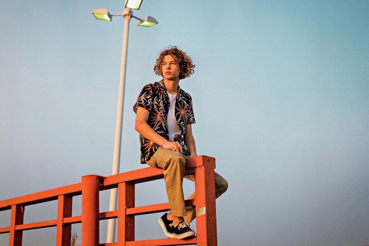 WACKO MARIA Channels Surf Culture in This 'GRIND' Magazine Editorial