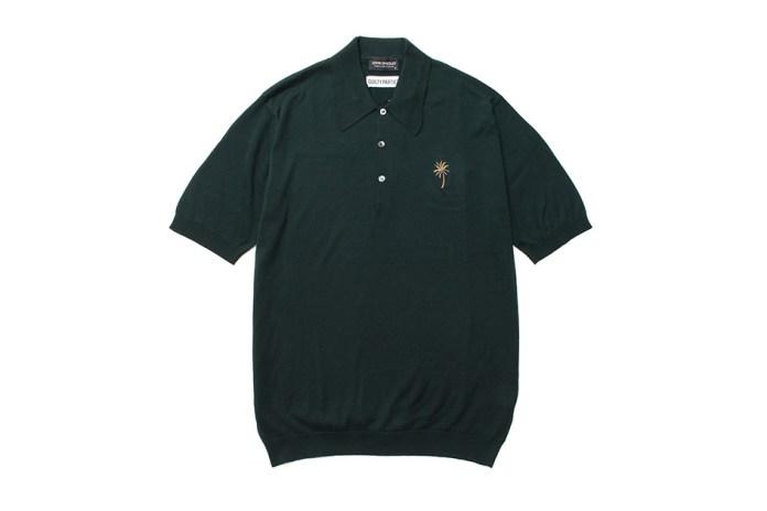WACKO MARIA and John Smedley Team up for a Capsule Range of Polo Shirts