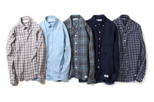 WACKO MARIA Imported Luxe Fabrics for Its Latest Run of Button-Down Shirts