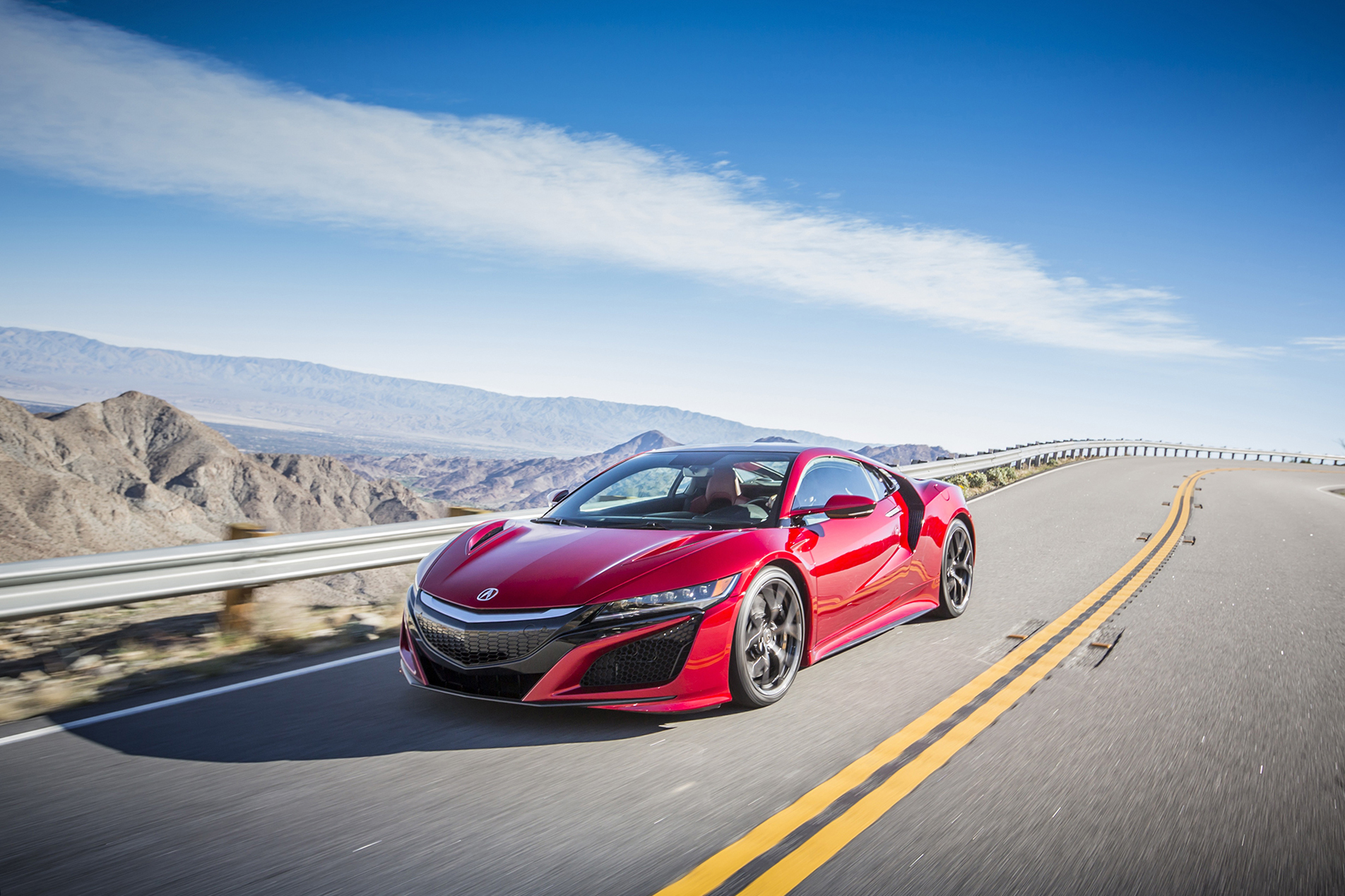 Watch How Acura's NSX Hybrid Supercar Is Made From Start to Finish