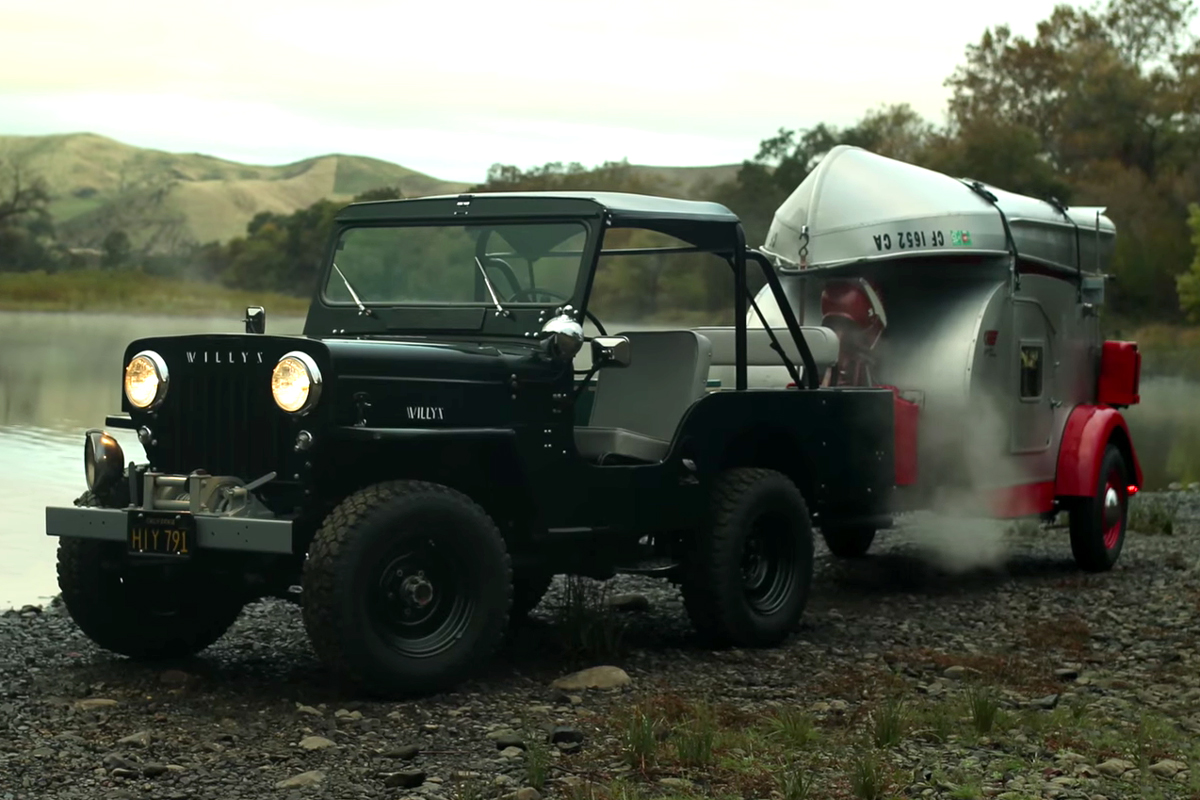 This 1953 Willys Jeep Exudes the Spirit of Exploration