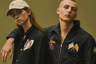 Wood Wood Highlights Its Latest Stock in New 2016 Spring/Summer Editorial